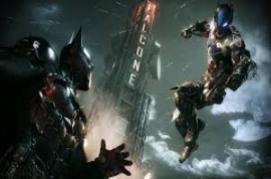Batman Arkham Knight CPY