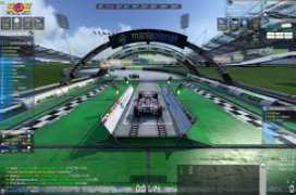 Trackmania Nations Forever 2